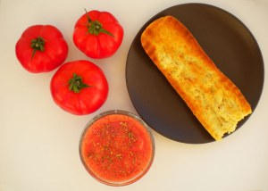 preparado tomates