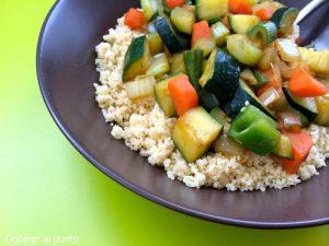 receta cous cous vegetariano