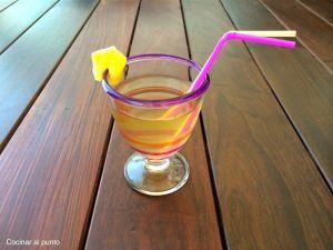 agua de piña