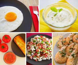 5 recetas mas vistas año 2016